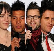 Project Runway Season 7 Final Collections: Janeane, Jay, Jonathan, Seth Aaron
