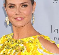 Heidi Klum Launches Maternity Line