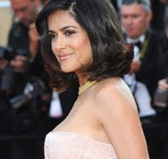 Cannes Watch: Salma Hayek