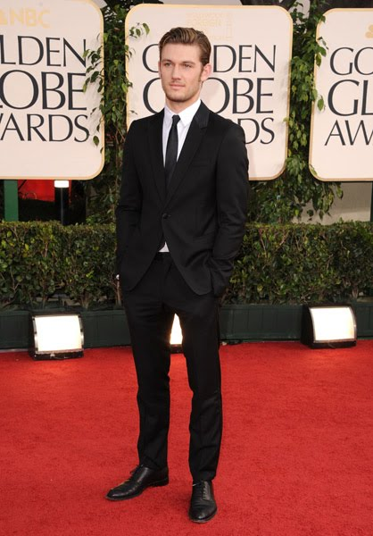 alex pettyfer golden globes. Annual Golden Globe Alex