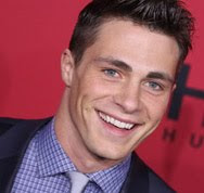 In or Out: Colton Haynes in Hugo Boss