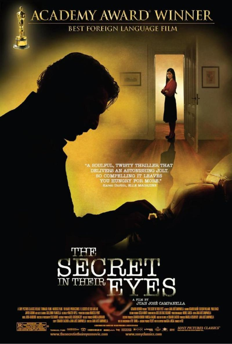 Review of the secret in their eyes film name