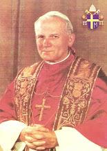 Beato João Paulo II, rogai por nós!