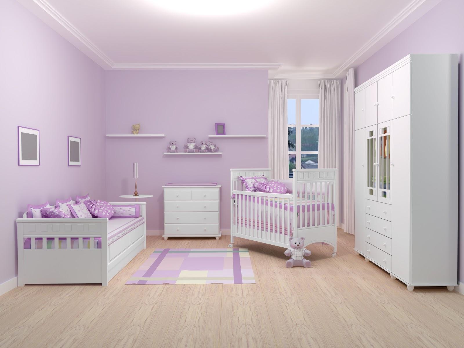 Dicas Para Decorar O Quarto Do Bebe Pediatra Virtual ~ Imagens De Quarto De Bebe Simples