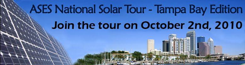 Tampa Bay Solar Home Tour