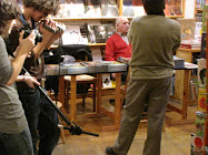 MARCEL UDERZO ET DIDIER RAY LE 21 NOVEMBRE 2009
