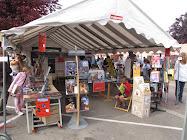 L'Orielle au festival BD de Pacy sur Eure (30 août 2009