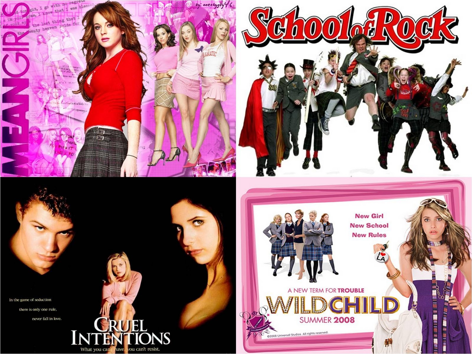 mean girls subculture I was looking for a subculture to recently expressed to me worry that some of the other boys and girls in her grade i did not in any way mean to create.