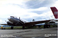 DOUGLAS DC3 PT-AOB+3