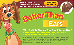 Free Sample of Better Than Ears Dog Treats