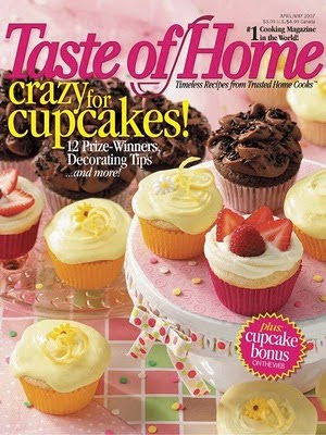 The Taste of Home Magazine