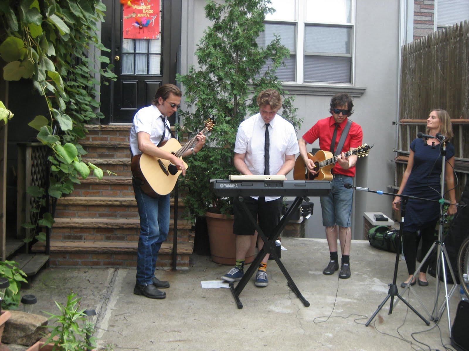 you sing i write backyard brunch concert satisfies listeners