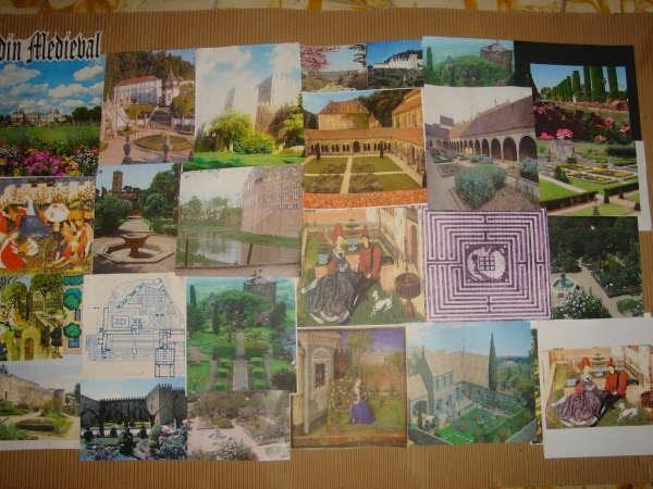 Julychivita ldi jardin medieval y jardin islamico for Jardin islamico