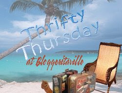 Thrifty Thursdays @ Bloggeritaville