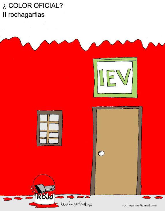 Rojo: color oficial en Veracruz.