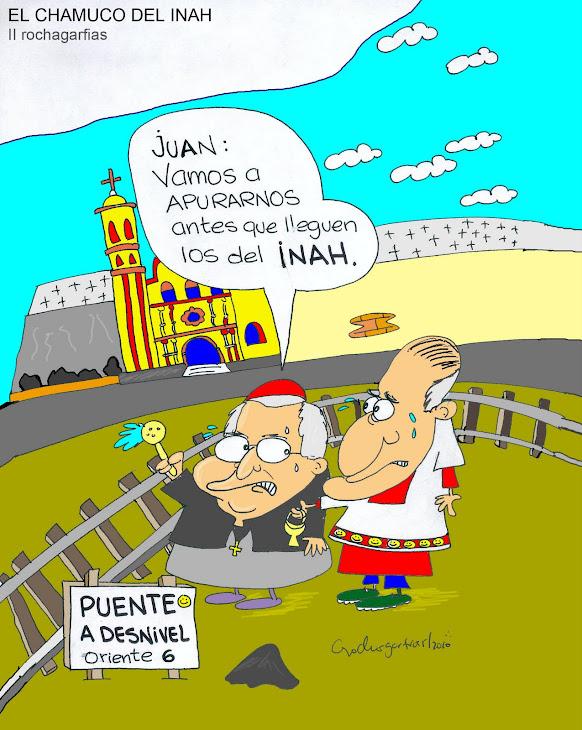 EL CHAMUCO DEL INAH