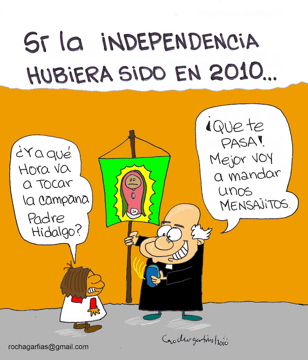 LA INDEPENEDENCIA EN 2010