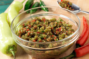 Picture shows: Puerto Rican Sofrito