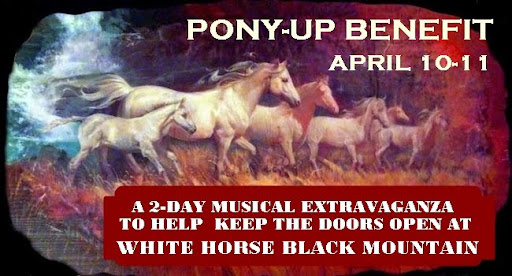 Pony-Up Benefit for White Horse Black Mountain