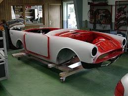 Sunbeam Alpine II 1960
