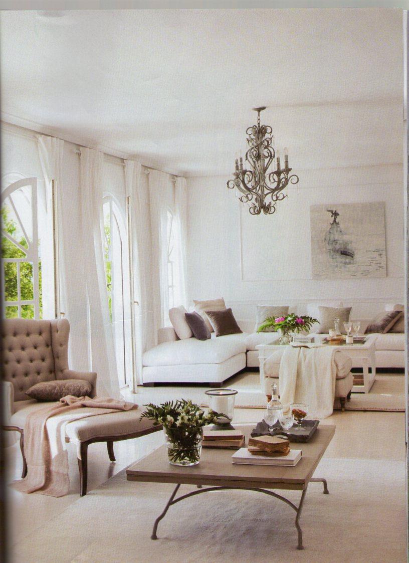 Open to the light desde my ventana blog de decoraci n for Visillos para salon