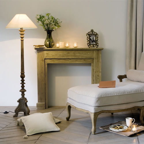 Like a fireplace another desde my ventana blog de for Fausse cheminee decorative en bois