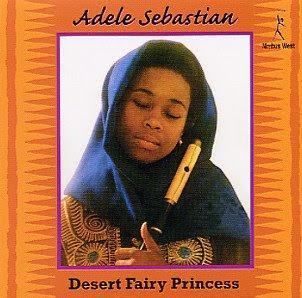 Adele Sebastian Desert Fairy Princess
