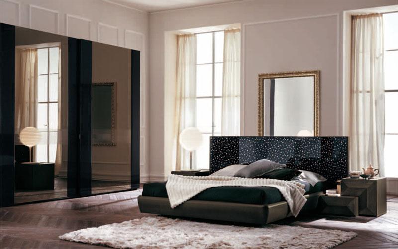 Camere Da Letto Rustiche Moderne : Modern Bedroom Interior Design