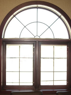 Window Fashions  Duette Honeyb Shades  Easy View Arch