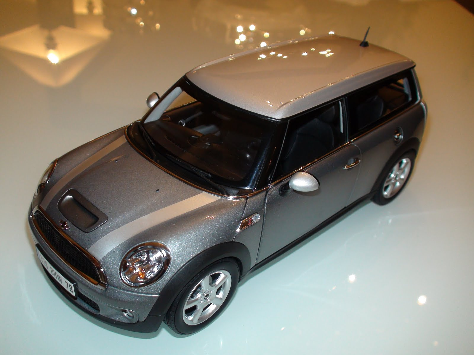 pseudo cars mini cooper s clubman 2008. Black Bedroom Furniture Sets. Home Design Ideas