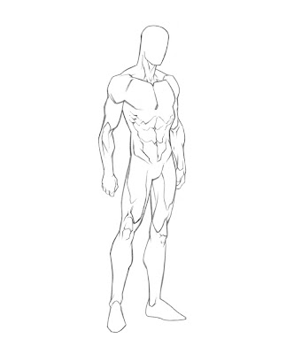 ... Template Female , Costume Design Outline , Costume Design Template