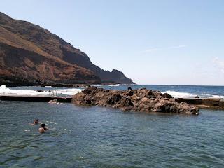 Hablando en verde piscinas naturales de la fajana for Piscinas naturales bolonia cadiz