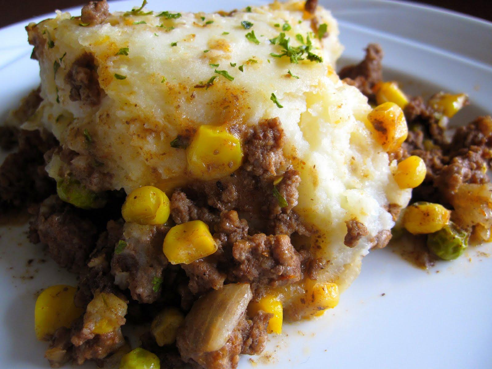 Shepherd's Pie - Food & Whine
