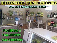 ROTISERÍA TENTACIONES - Tel: 482332