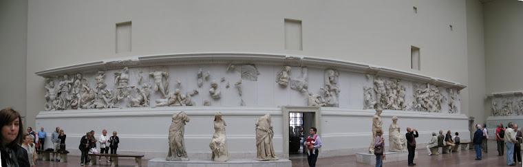 Mas fotos en el Pergamon