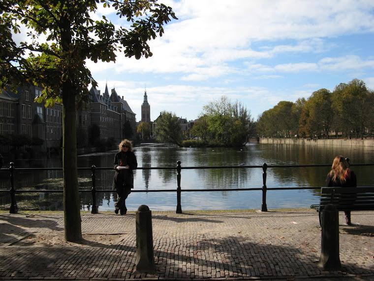 Estanque en Den Haag (La Haya)