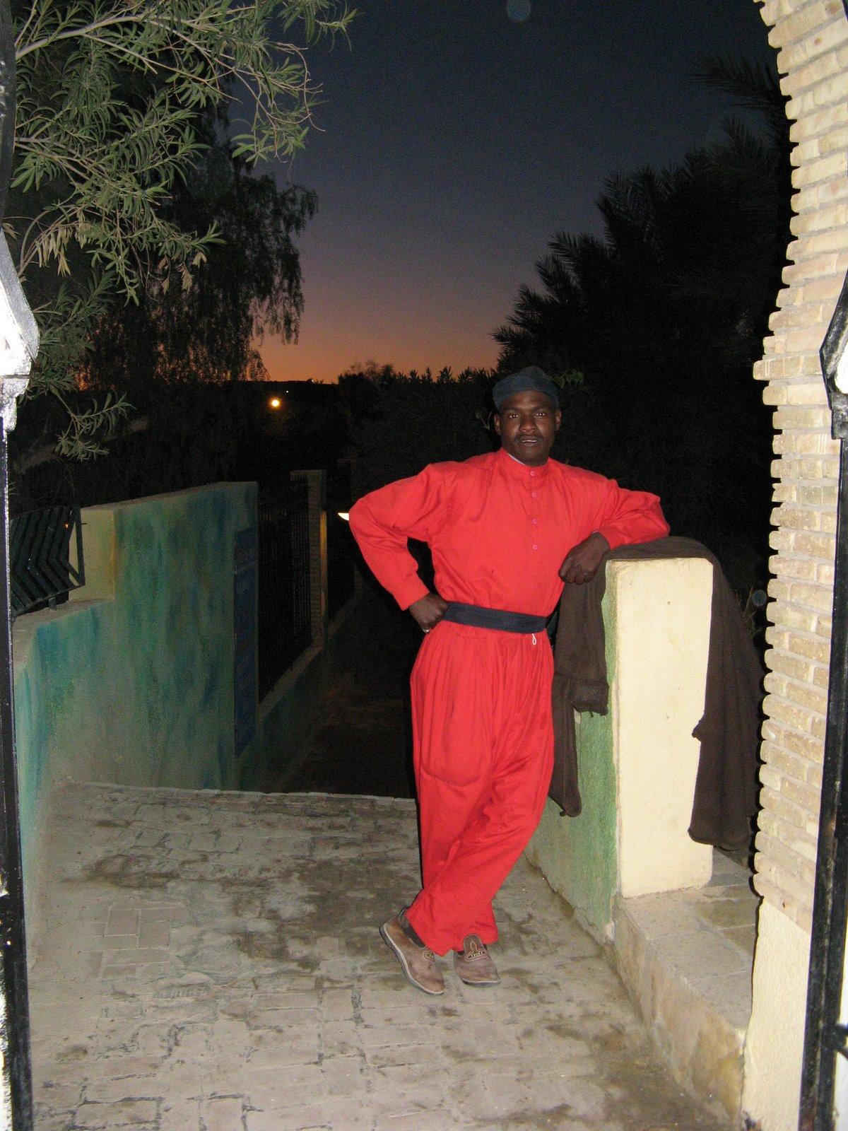Por Túnez Enero 2008