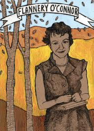 "a study of flannery oconnors a good man is hard to find Flannery o'connor's 1955 short story ""a good man is hard to find,"" shows a  family  june star is learning a valuable lesson in her gendering process – that ."