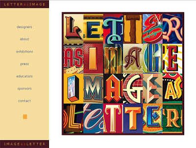 Letter As Image / Image As Letter Michael Doret, Louise Fili, Gerard Huerta, Tom Nikosey, Daniel Pelavin and Tom White
