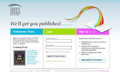 Crescent Hill Books - Innovative Producer of Fine Design Books