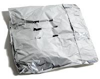 smoker foil pouch