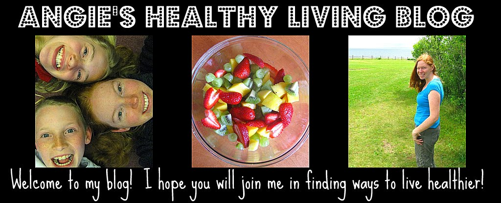 Angie&#39;s Healthy Living Blog