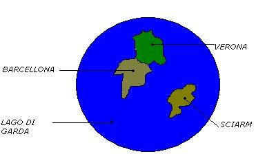 geografia dei butei, ed. Sentenziosi
