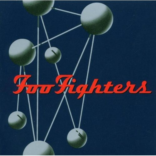Pushing Vinyl Foo Fighters The Colour And The Shape 1997