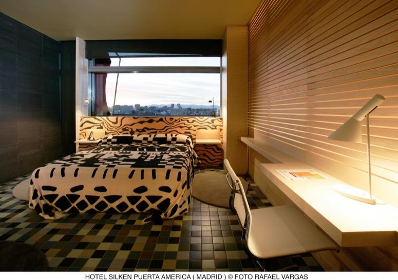 Fgcorrea habitaciones en 5 estrellas - Hotel mariscal madrid ...