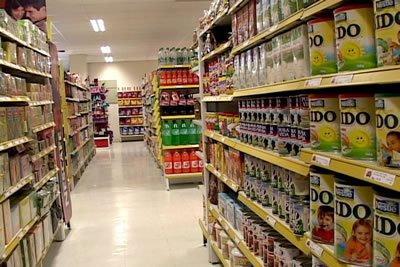 Precios de consumo masivo bajan hoy