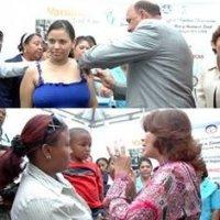 Salud Pública anuncia jornada vacunación de las Américas
