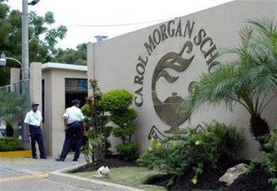 Director Colegio Carol Morgan dice estudiantes no tienen AHINI; afirma es gripe A