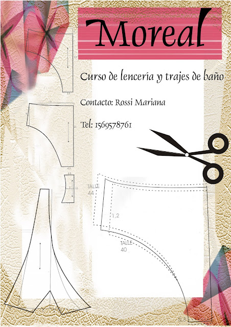 Lenceria Ropa De Baño: de un diseñador y selección de un prototipo para su lectura y armado