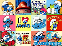 smurf, european comic
